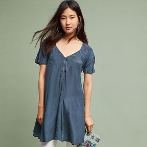 "anthropologie | akemi + kin ""Bari"" tunic top"